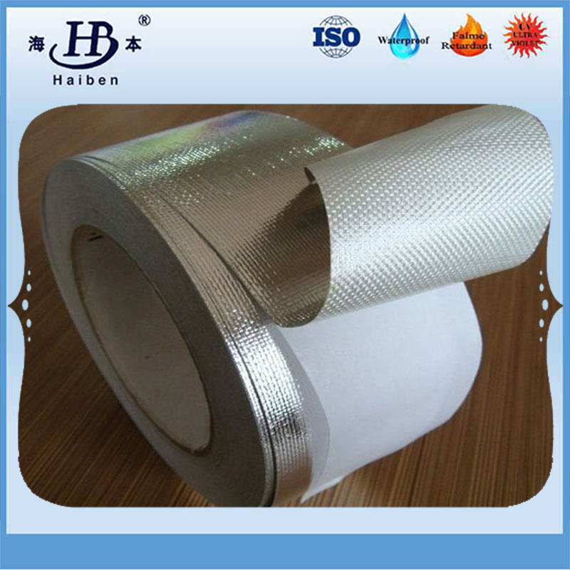 aluminized fiberglass fabric tape-2