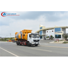 Camion compacteur détachable DFAC 20tons