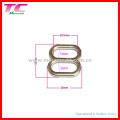 10.5mm Bra Metal Slider Buckle