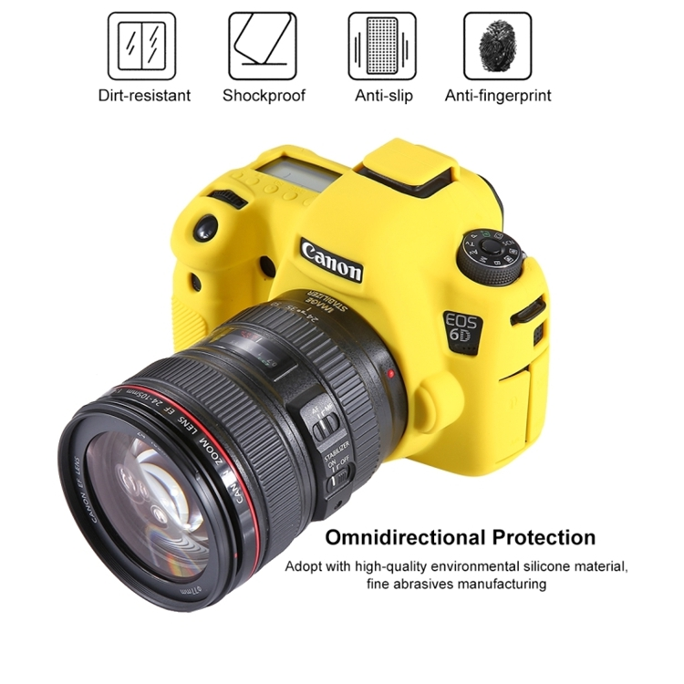 Yellow Camera Case