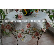 Rose Design Table Cloth St1728
