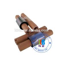 TTR thermal transfer printed compatible zebra gk888t printer ribbon
