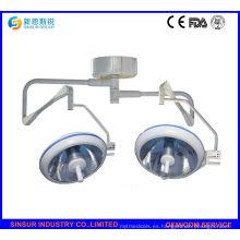 Compre la lámpara de funcionamiento calificada del halógeno del halógeno de la cabeza doble sin sombrear