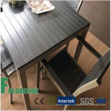 WPC составной Открытый стол для парка & украшения сада