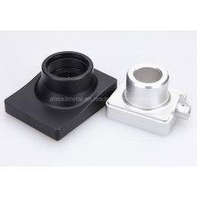 Accesorios de Cámara Digital de aluminio de alta precisión por parte de la CNC