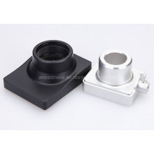 Accessoires appareil photo numérique de haute précision en aluminium par une partie de la commande numérique par ordinateur