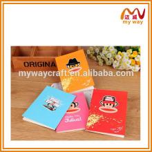 Cute Monkey Cover Notebook, conception de portables pour enfants
