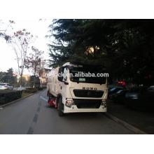 volante a la derecha 12CBM HOWO Road Sweeper Truck / Road Sweeper Truck / Diesel Sweeper / vacuum barredora de calles / barredora de calles