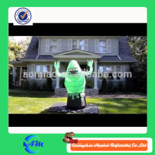 Fantasma inflável, artigos infláveis do Dia das Bruxas