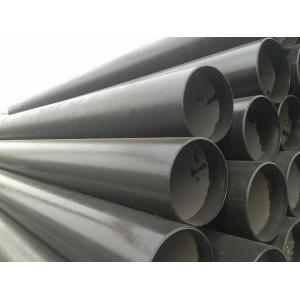 3lpe Dilapisi ERW Carbon Steel Pipe