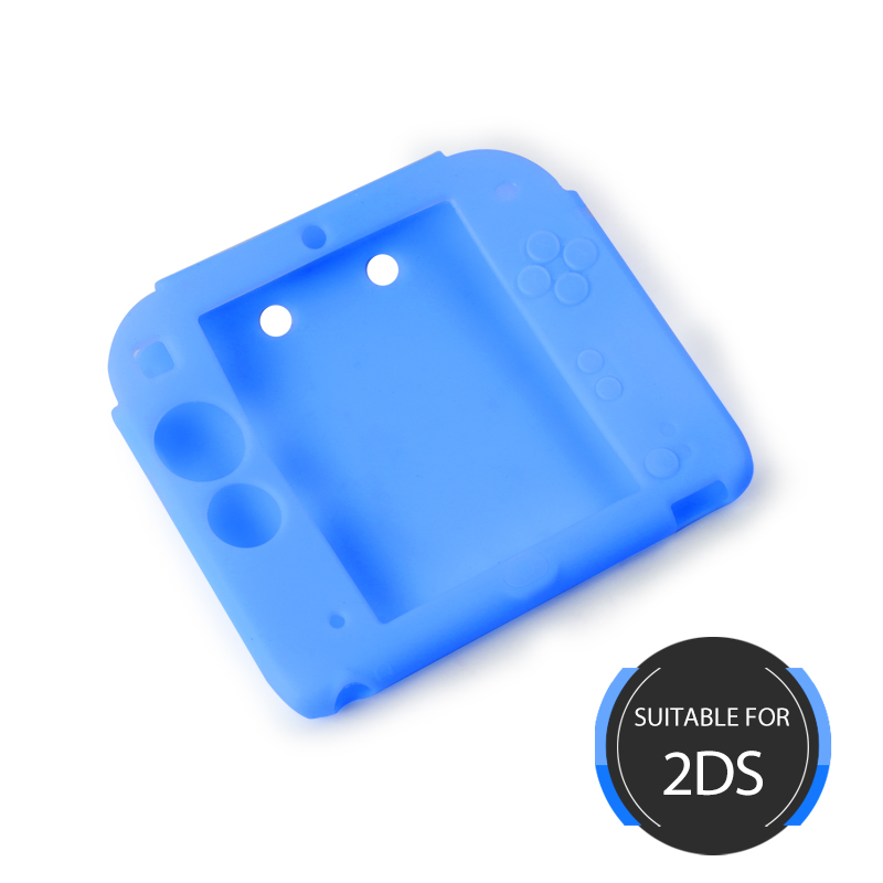 silicone cover for 2ds