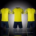 2017 el más nuevo de calidad tailandesa jersey de fútbol al por mayor juventud fútbol jersey fútbol uniforme conjunto
