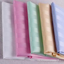 Stripe impermeável poliéster cortina de chuveiro da China (DPF2464)