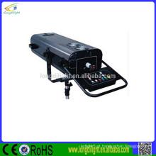 Guangzhou Professional alto brilho 1200W seguir spot light