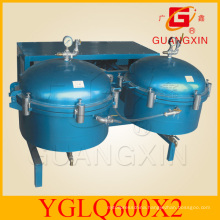 Highly Effective Oil Filter for All Crude Oil