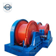 10 ton marine single drum hydraulic winch with cheap price