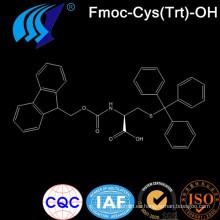 China fabricante Casa Contáctenos Casa Fmoc-aminoácido Fmoc-Cys (Trt) -OH cas 103213-32-7