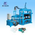 Máquina de tijolo de pavimentação hidráulica de bloqueio (QTY3000)