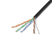 Cable de alta calidad UTP cat5e de la prueba de la solapa del paso