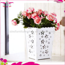 Wholesale waterproof wooden garden flower pot