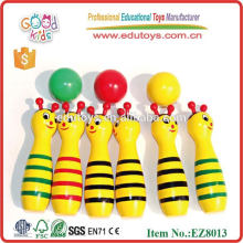 OEM Bowling Ball Wooden Toys
