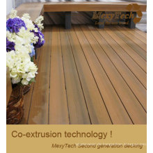 2016 Solid Prägeplattform, neue Co-Extrusion Outdoor-Decking