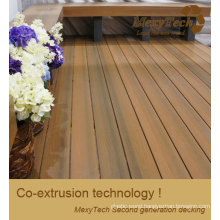 2016 Solid Embossing Deck, New Co-Extrusion Outdoor Decking