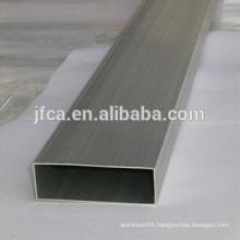 Seamless aluminum square tube for decoration 7075