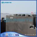 Marine dredging pontoon accessories