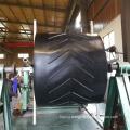 Wear-Resistant And Impact-Resistant Fiber Fabric Chevron Conveyor Belt