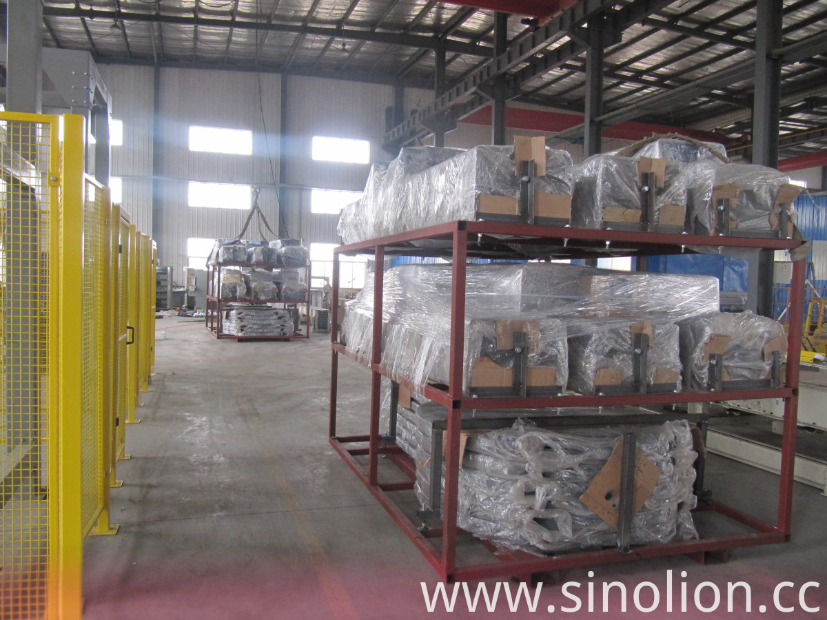 High Quality Food Packing Machine Iron Frame