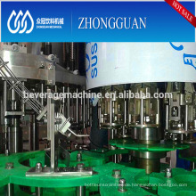 3 In 1 Glass Bottle Alcohol Drink Vodka Filling Machine