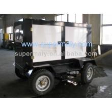 Trailer Diesel-Generator mit CE ISO zugelassen