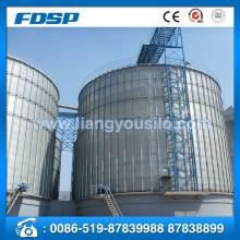 Cattle Feed Silo, Feed Silo for Farm, Assembly Steel Farm Silo