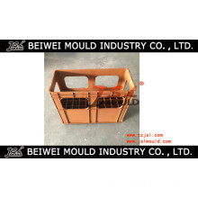 Injection Plastic Customized Bread Crate Mold