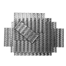 Оцинкованная сталь Ферменной конструкции крыши ногтевых пластин для разъема древесины