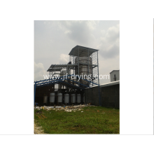 Nozzle pressure spray dryer/drying machine