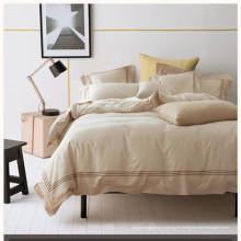 Ropa de cama de bordado para hotel (WS-2016334)