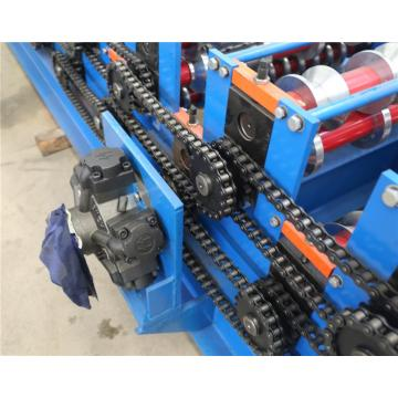 Dubbel Däck Stål Sheet Roll Forming Machine