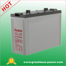 High Capacity Long Service Life 2V 1000ah Gel Battery for on-Grid System