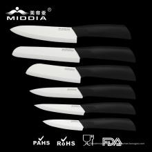 Cuchillo de cerámica del proveedor de China para los utensilios de cocina