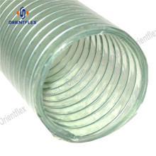 PVC Flexible Cover Spiral Steel Wire Reinforced Hose