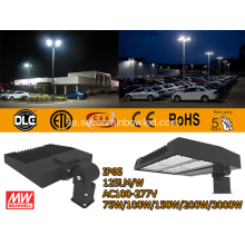 150W Roadway Led Shoebox Light Fixture