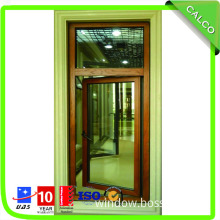 Aluminum French doors with Kinlong Hardware