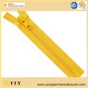 No5 Close End Plastic Resin Zipper for Sale