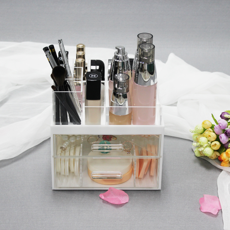 Acrylic Beauty Organizer
