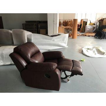 Темно красный современные Recliner диван в мебель для гостиной (723)