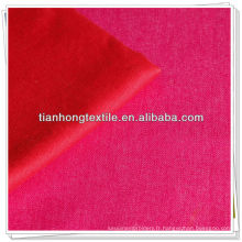 tissu de coton sergé stretch