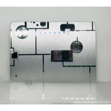 Acrylic mirror panel for Jewelry display