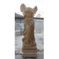 Carving Stone Marble Garden Statue for Garden Sculpture Decoration (SY-X1757)